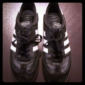Adidas Indoor soccer cleats/shoes
